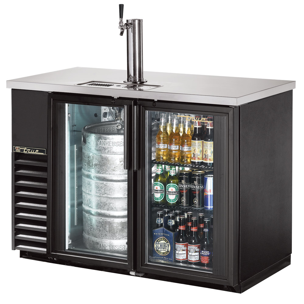 True Tdb 24 48g 49 Quot Back Bar Direct Draw Beer Dispenser