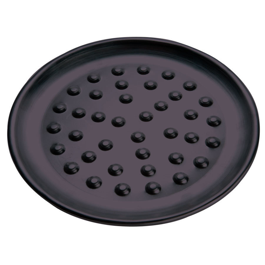 "American Metalcraft HCCTP20N 20"" Coupe Pizza Pan with Nibs - Hard Coat Anodized Aluminum at Sears.com"