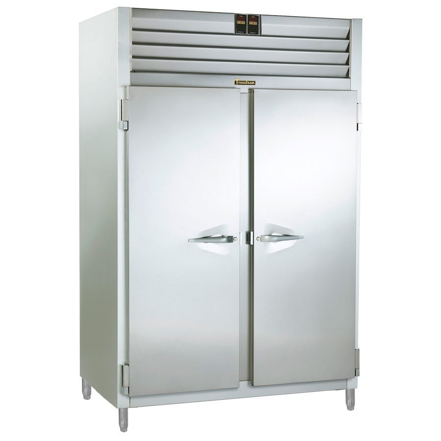 Traulsen RDT232DUT-FHS Stainless Steel 38 Cu. Ft. Two Section Reach In Refrigerator / Freezer - Specification Line