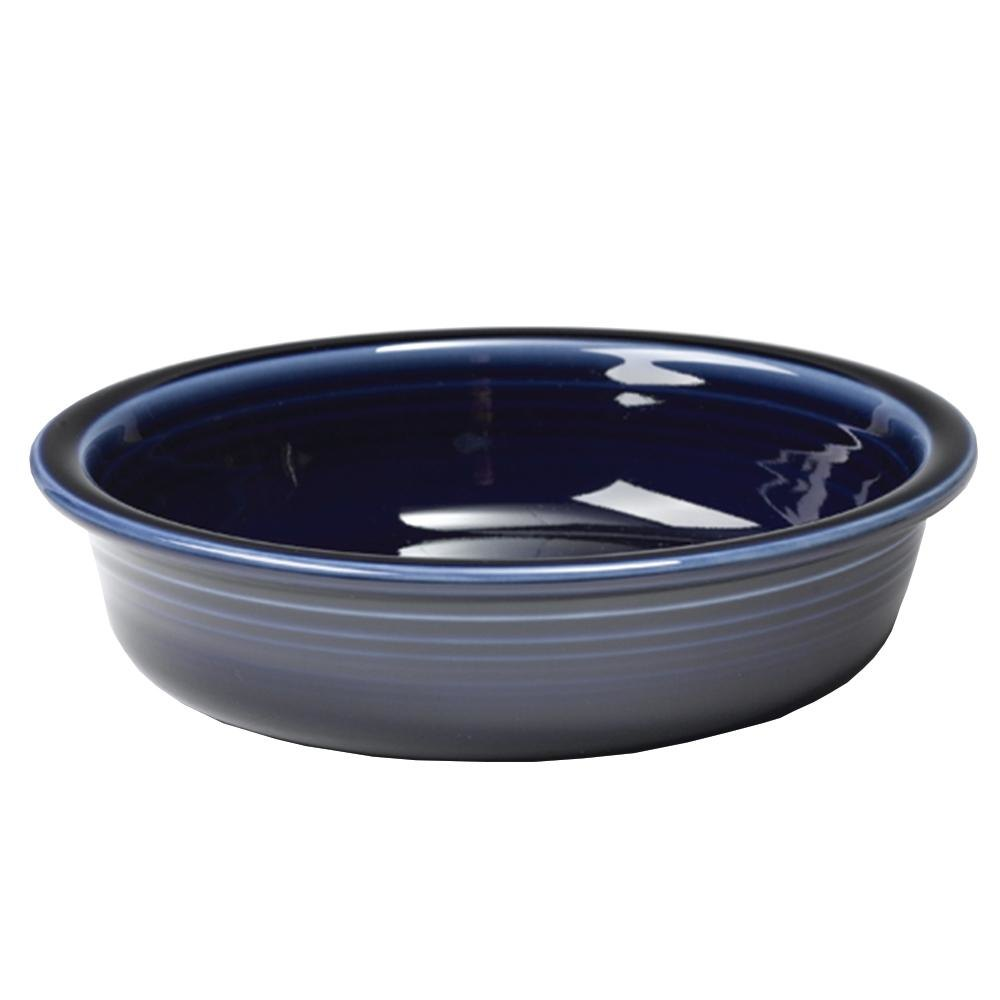 Homer Laughlin 461105 Fiesta Cobalt Blue 19 oz. Medium Bowl - 12 / Case