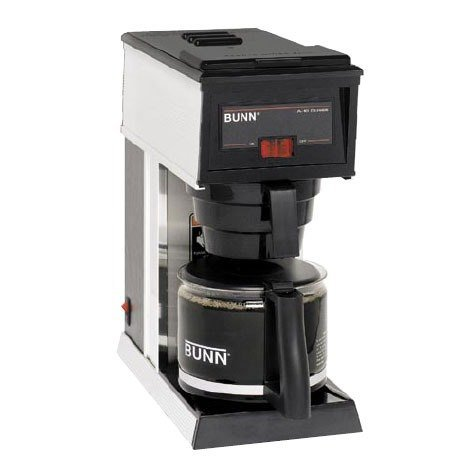 Bunn A10 10 Cup Pourover Coffee Brewer with 1 Lower Warmer - 120V (Bunn 21250.0000) at Sears.com