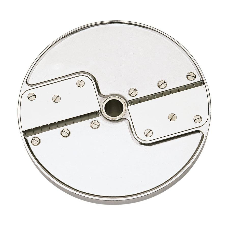 Robot Coupe 27067 Julienne Cutting Disc for Large Food Processors - 2 mm x 8 mm (5/64 inch x 5/16 inch) Cuts