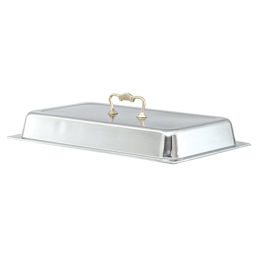 Vollrath 46043 Replacement Cover for Full Size Classic Brass Chafers