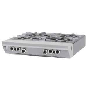 "Garland / US Range Natural Gas Garland M44T Master Series 4 Burner Modular Top 34"" Gas Range at Sears.com"