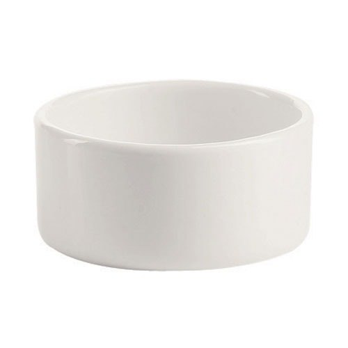 Cardinal Chef & Sommelier S1053 Purity White Circular Bowl 2 oz. 24 / Case