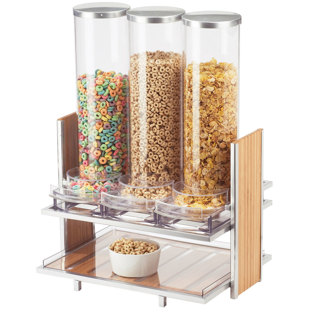 Cal Mil 1499 Eco Modern Cereal Dispenser With Three 27