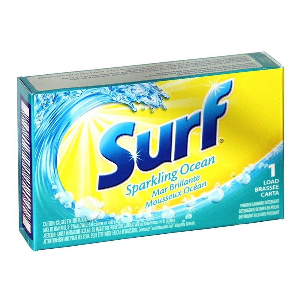 Surf Laundry Detergent 2oz. Boxes 100/case