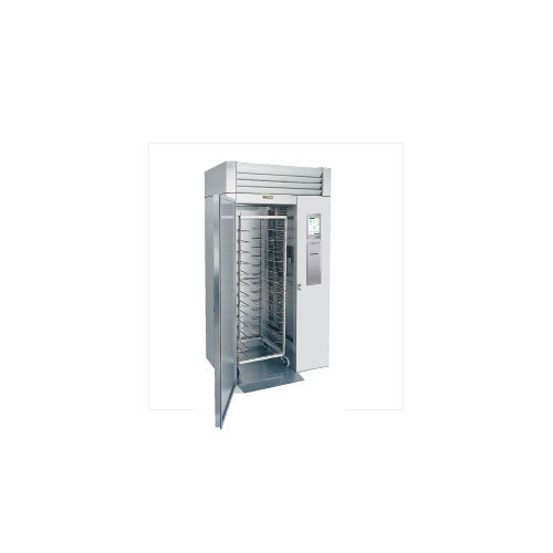 Traulsen TBC1H-34 Spec Line Single Rack Roll-In Blast Chiller with Combi Oven Compatibility Kit - Left Hinged Door
