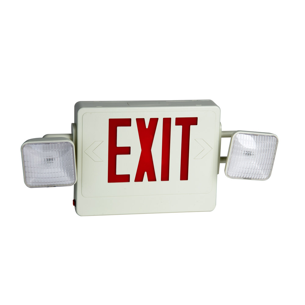 fire exit signs with lights images. Black Bedroom Furniture Sets. Home Design Ideas