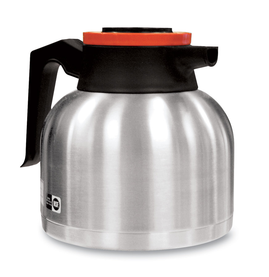 Zojirushi Coffee Maker Replacement Lid : zojirushi-1-9-liter-economy-thermal-carafe-orange-lid-bunn-40163-0001.jpg