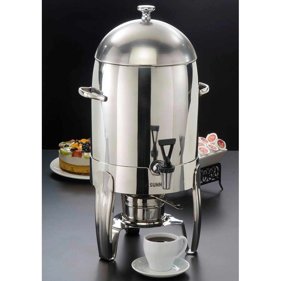 American Metalcraft Allegro ALLEGCU2 3 Gallon Coffee Chafer Urn