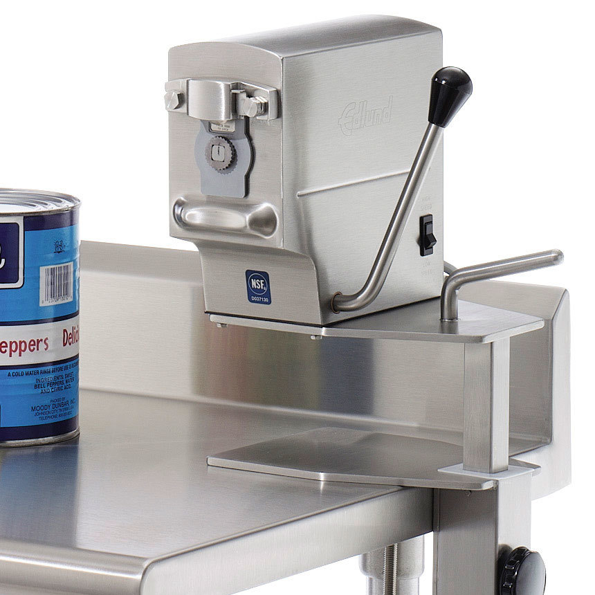 Edlund 270C Heavy Duty Two Speed Electric Can Opener with Slide Bar Mounting - 230V at Sears.com
