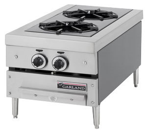 Garland / US Range Natural Gas Garland GTOG12-2 2 Burner Countertop Range at Sears.com