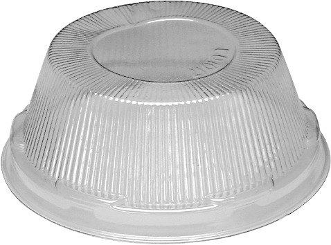 Douglas Stephen Plastics L1017 5,8,12 oz. Plastic High Dome Lid for Sundae Dish 125 / Pack at Sears.com