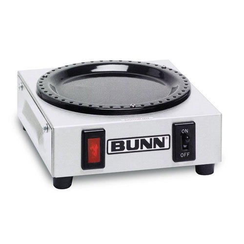 Bunn WX1 Single Burner Coffee Warmer (Bunn 6450.0004)