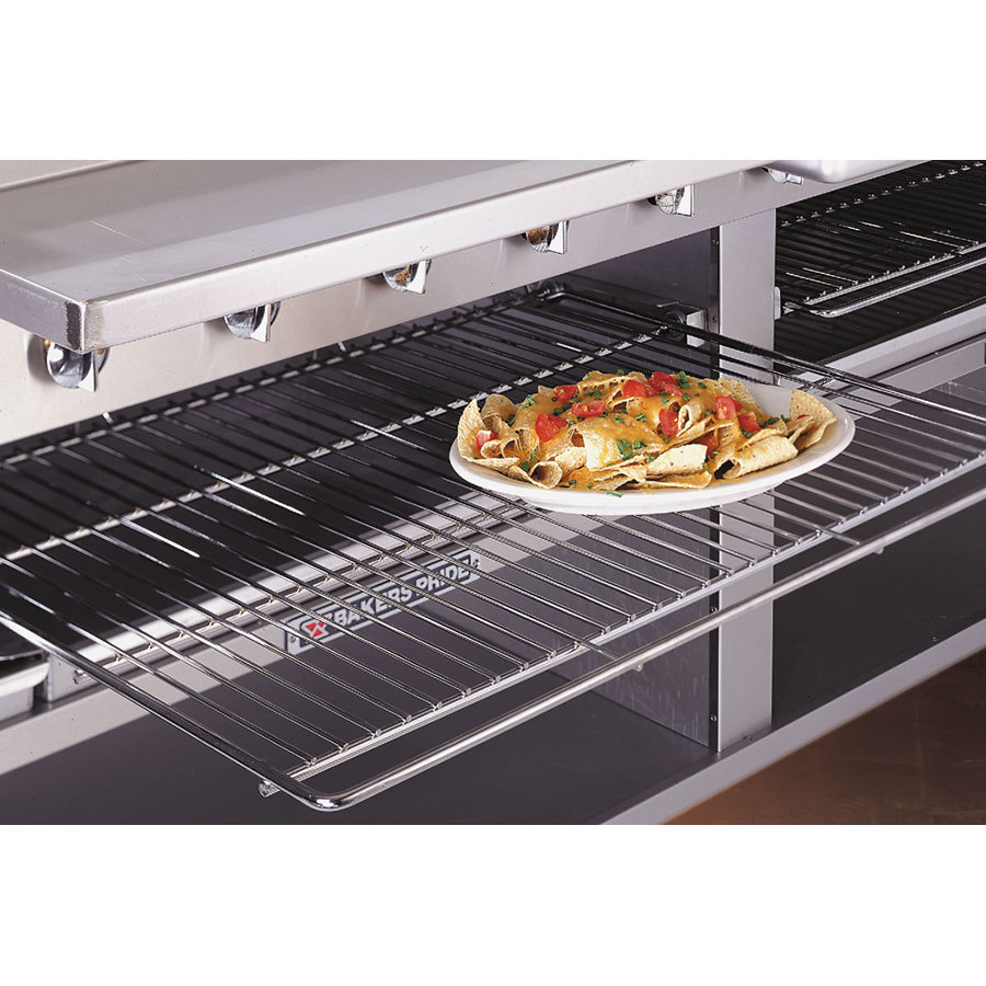 "Bakers Pride 21884801 48"" Warming Rack"