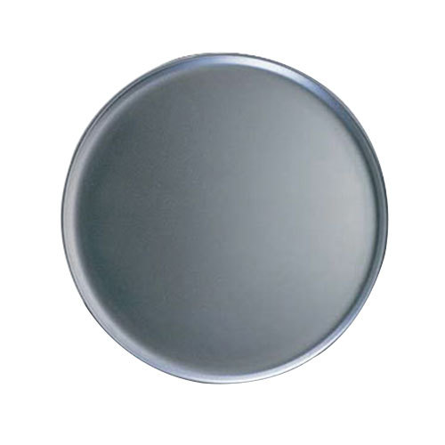 American Metalcraft HACTP15 15 inch Coupe Pizza Pan - Heavy Weight Aluminum