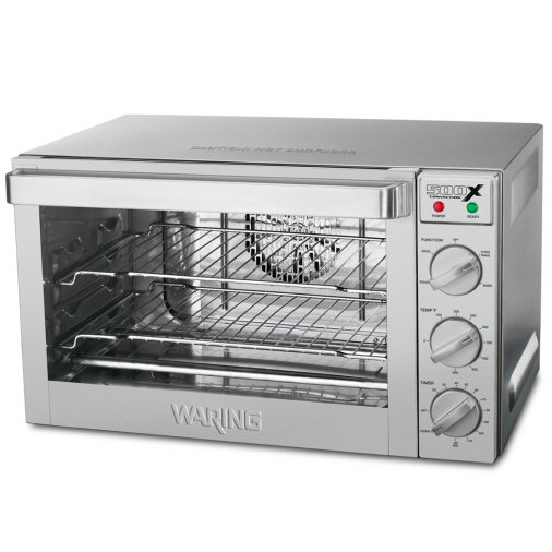 Half Size Countertop Convection Oven : Waring WCO500X Half Size Convection Oven - 120V, 1700W