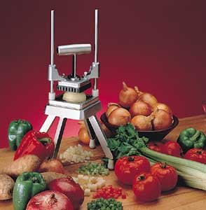 Nemco N55500-2 3/8 inch Easy Chopper Vegetable Dicer