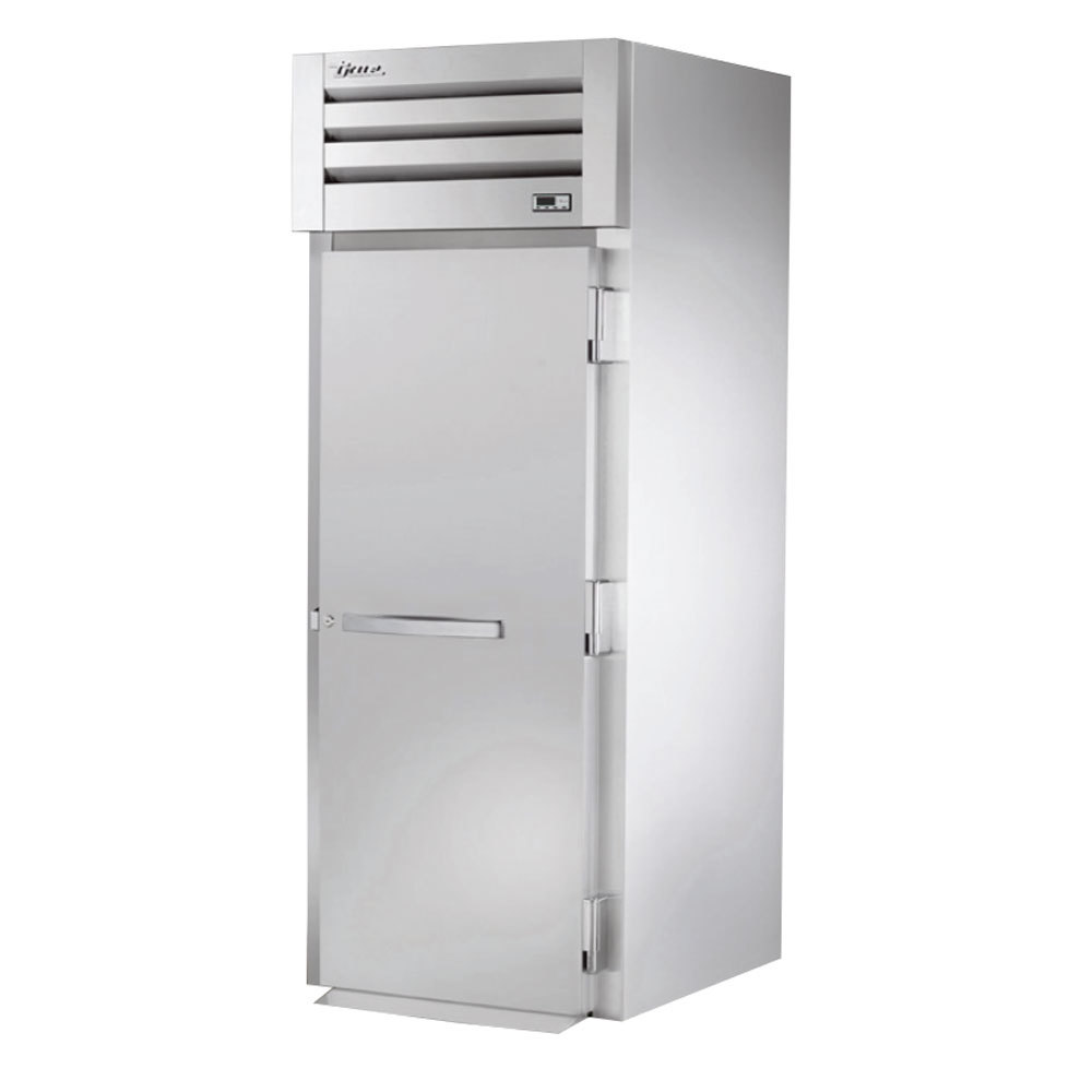 True STA1RRI-1S Specification Series Roll In Refrigerator with Solid Door