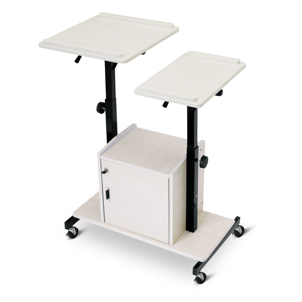 Oklahoma Sound PRC300 Deluxe Presentation Cart