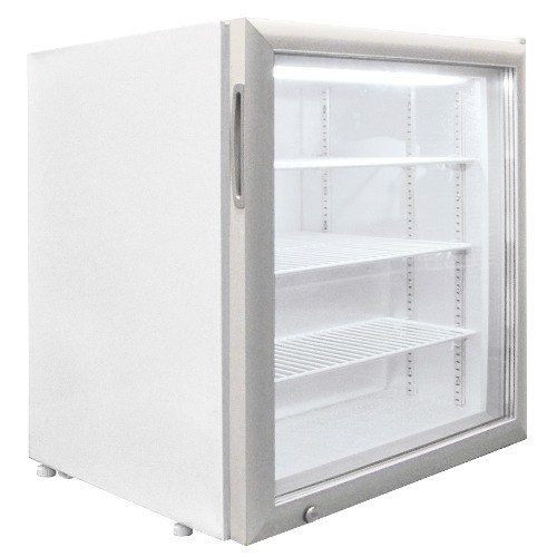 Counter Top freezer merchandiser 1 glass door - Freezers