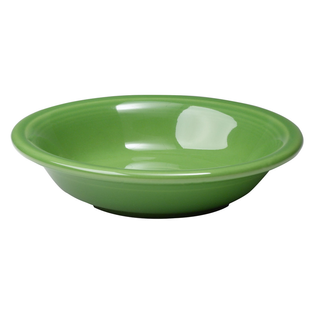 Homer Laughlin 459324 Fiesta Shamrock 6.25 oz. Fruit Bowl / Monkey Dish - 12/Case