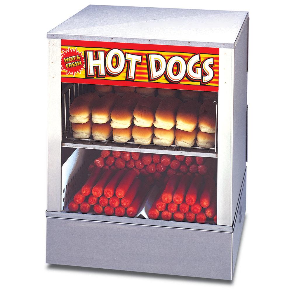 "APW Wyott DS-1AP ""Mr. Frank"" Self Serve Hot Dog Steamer at Sears.com"