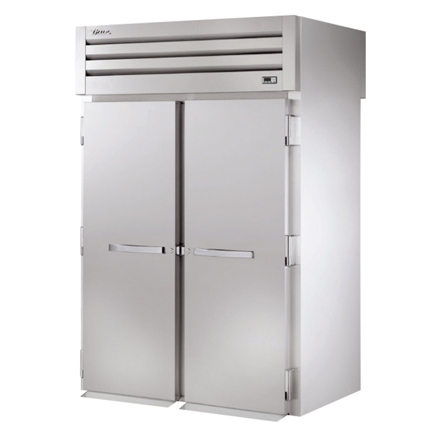 "True STG2RRT89-2S-2S Specification Series 89"" Two Section Roll Through Refrigerator - 80 Cu. Ft."