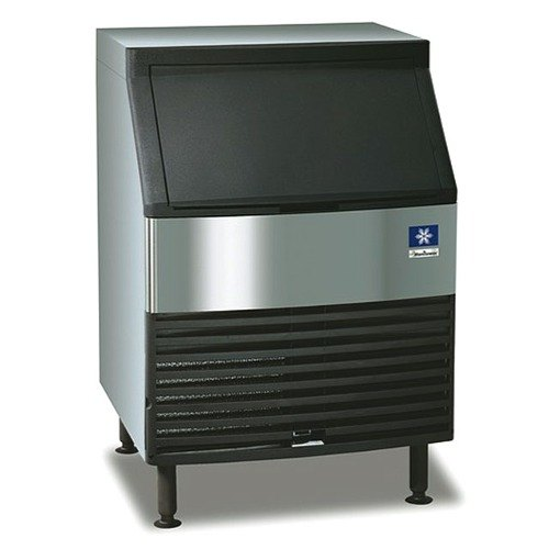Manitowoc QY-0174A Undercounter Half Cube Ice Machine Air Cooled - 180 lb.