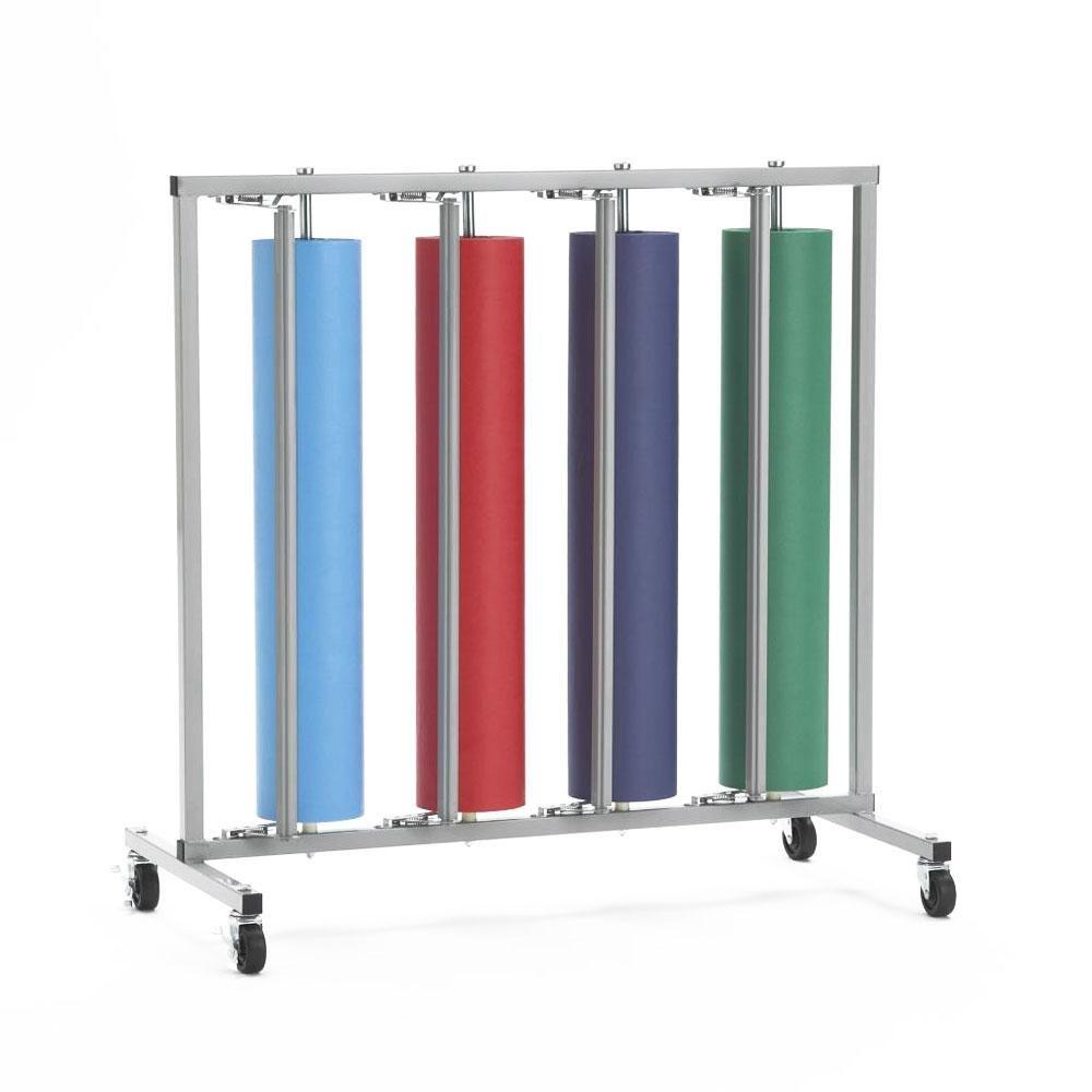 "Bulman Products Inc. Bulman R998 36"" Vertical Four Roll Paper Rack ? Unassembled at Sears.com"