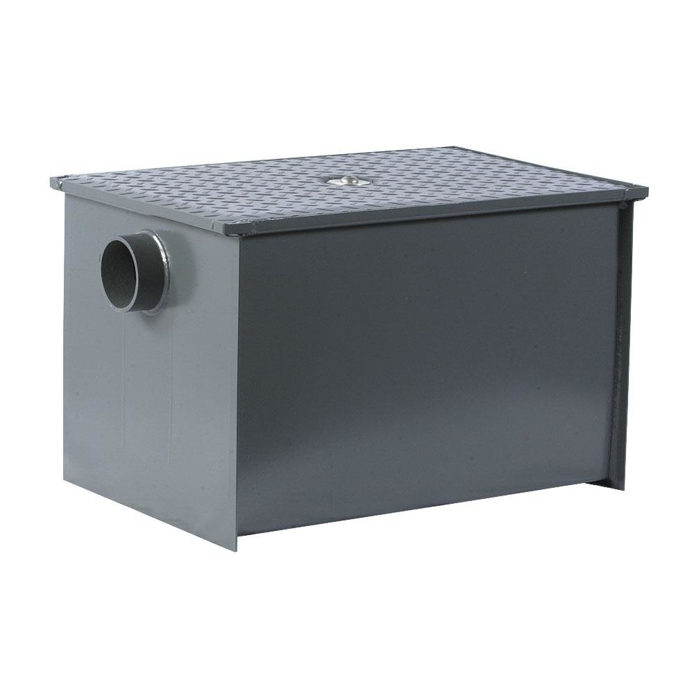Dormont WD-15-THD Grease Interceptor 30 lb. Grease Trap with Threaded Connections at Sears.com