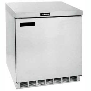 "Delfield UC4532N 32"" Undercounter Freezer - 8.8 Cu. Ft."