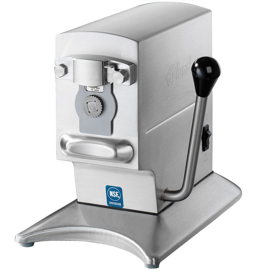 Edlund 270 Heavy Duty Two Speed Electric Can Opener - 230V
