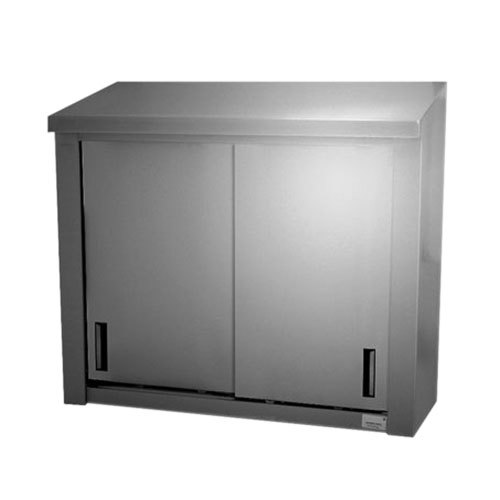 "Advance Tabco WCS-15-60 60"" Wall Cabinet with Sliding Doors"