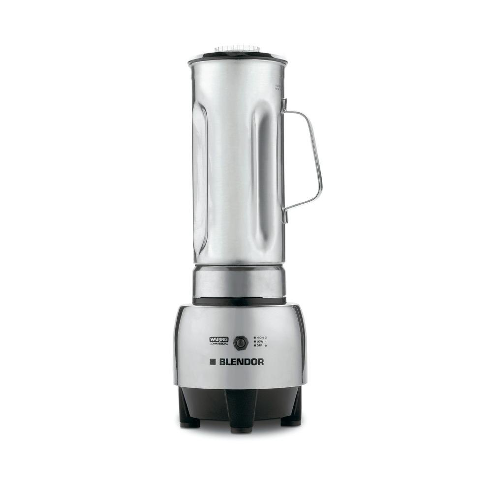 Waring HGBSS Half Gallon Blender with Stainless Steel Jar