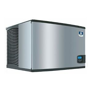 Manitowoc Indigo Series IY-0606W 700 Pound Half Size Cube Ice Machine 30 inch Wide - Water Cooled