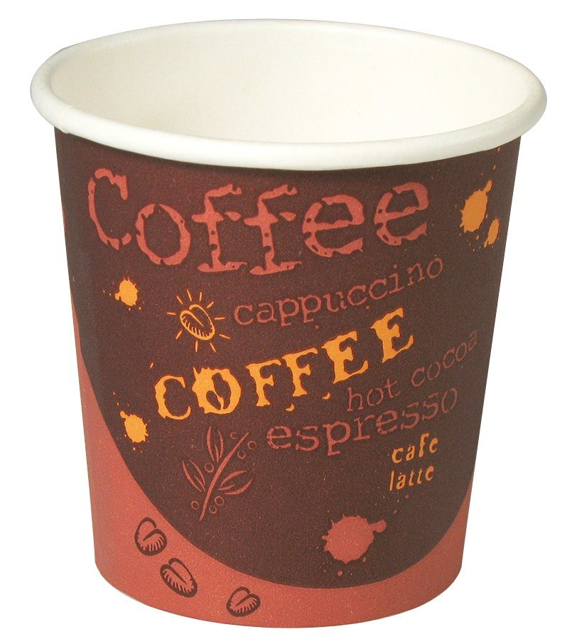 history of paper cups