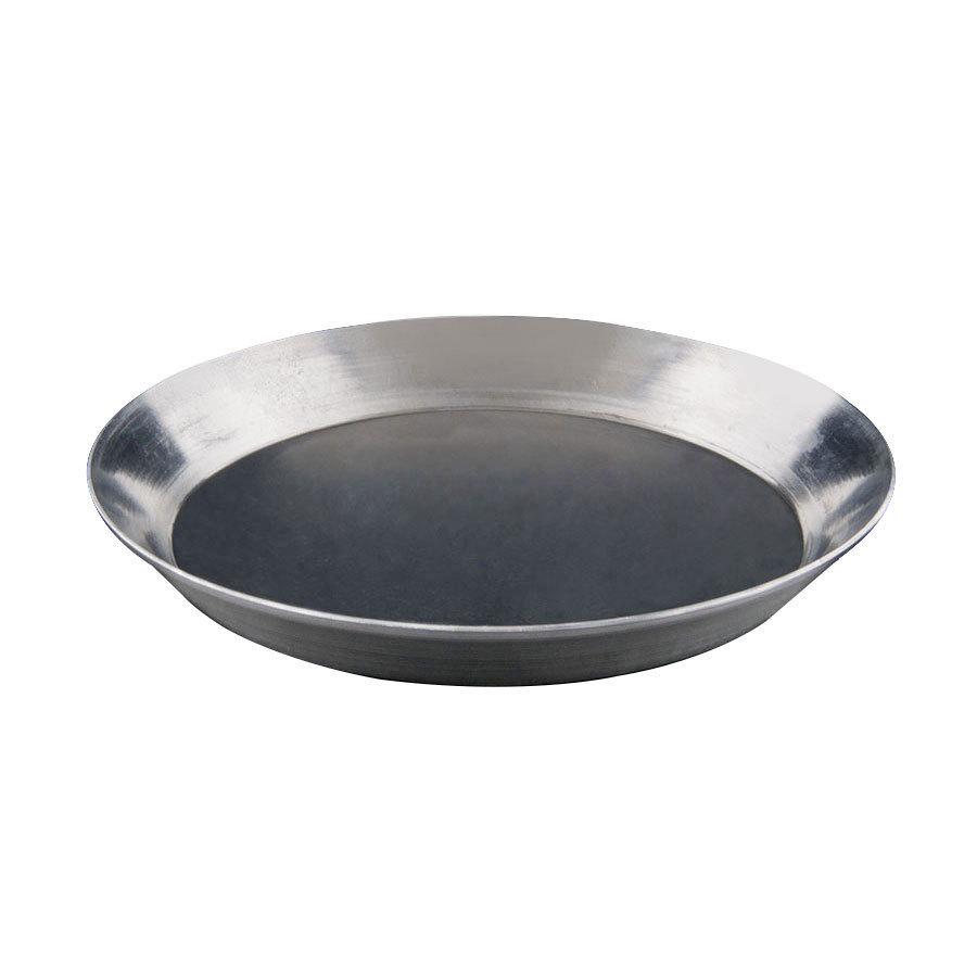 "American Metalcraft CAR16 16"" Heavy Weight Aluminum CAR Pizza Pan"
