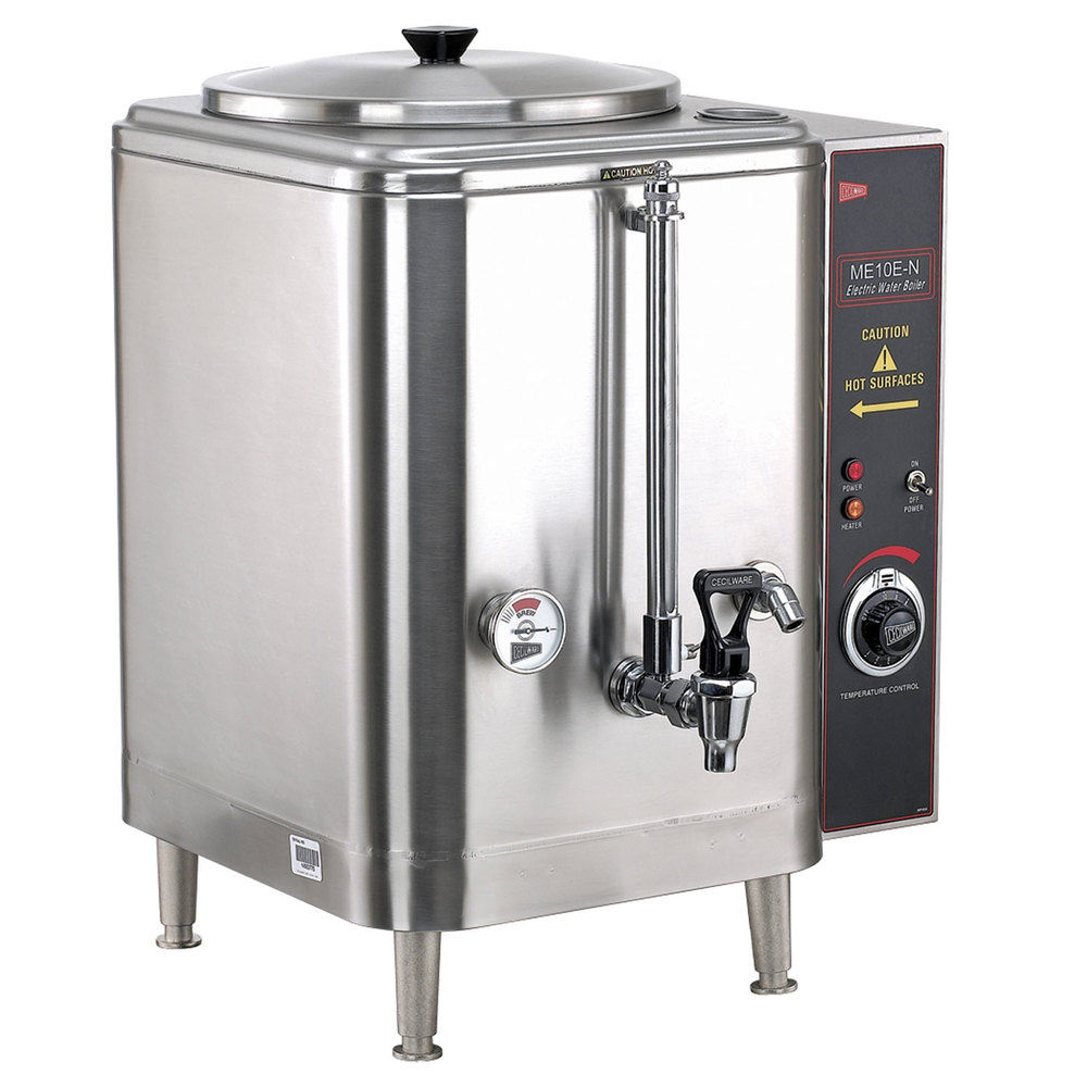 Hot Water Furnace ~ Cecilware me en gallon hot water boiler v