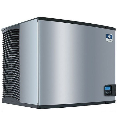 Manitowoc Indigo Series ID-0872C 665 Pound QuietQube Full Size Cube Ice Machine 30 inch Wide - Remote Cooled