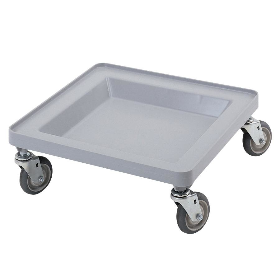 Cambro CDR2020 Soft Gray Camdolly Dish / Glass Rack Dolly
