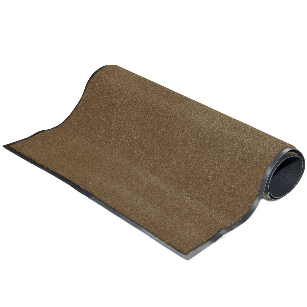 Cactus Mat Catalina 1437M-B35 3' x 5' Carpet Entrance Floor Mat - Brown