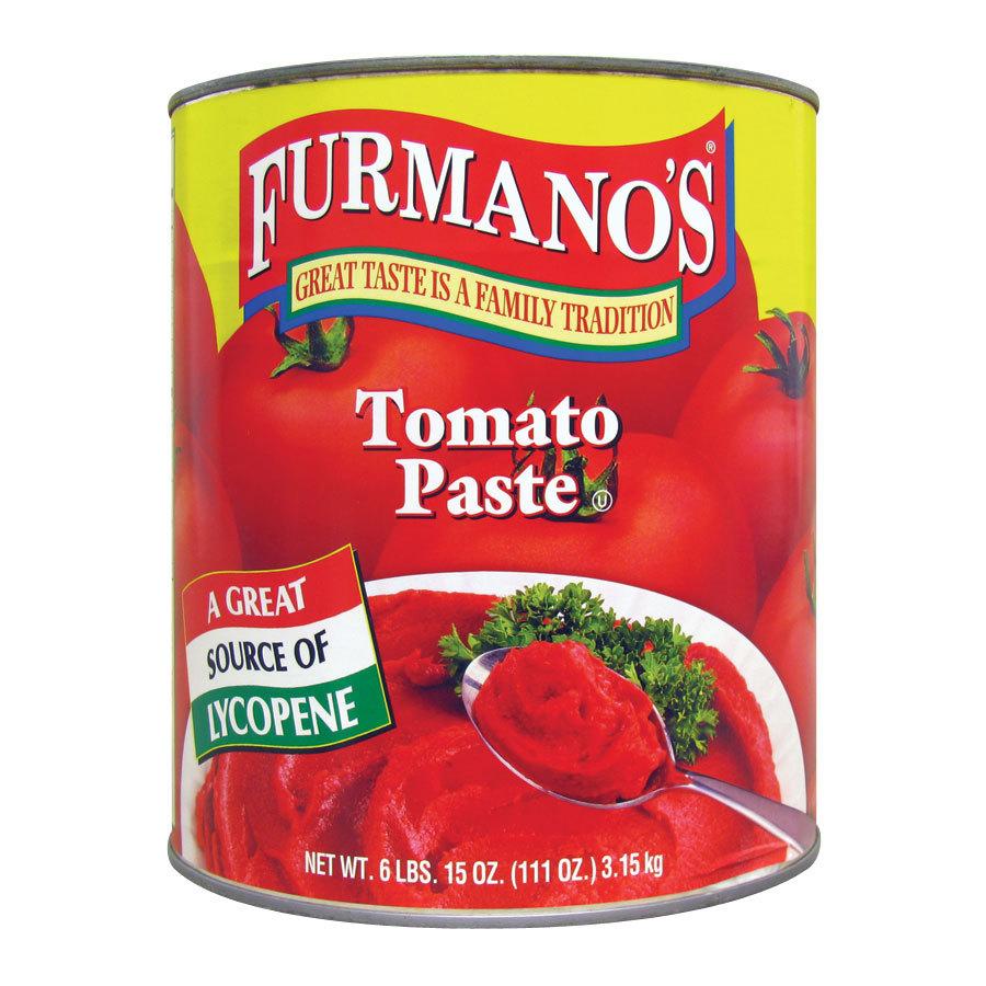 Furmanos Tomato Paste 10 Can