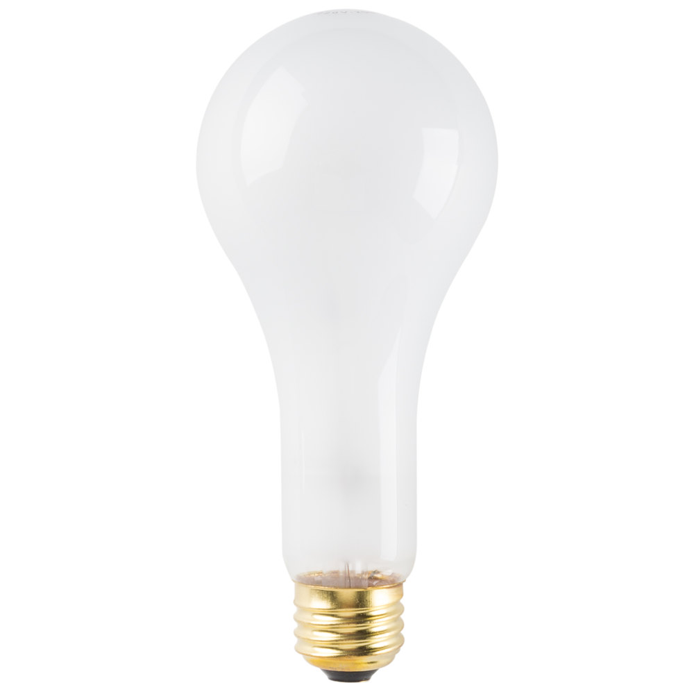 200 Watt Havells 60152 Frosted Incandescent Light Bulb 120v A23