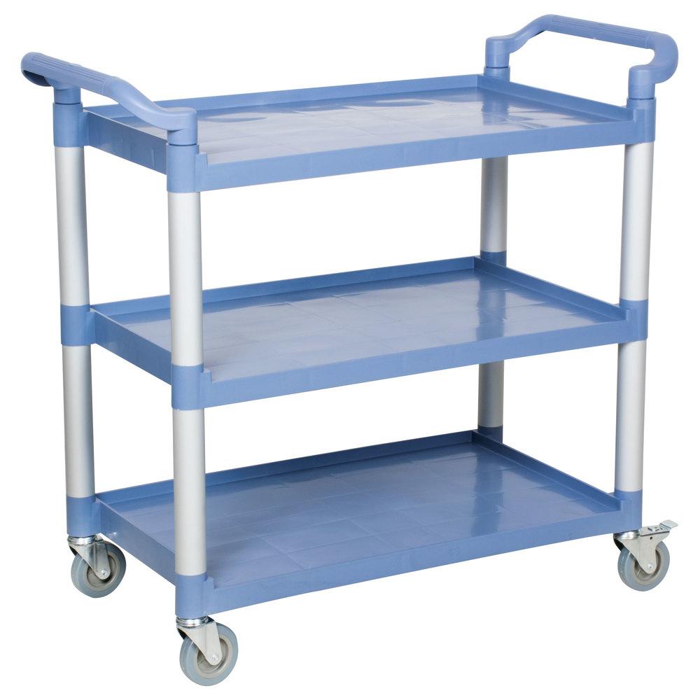 Choosing a Food Service Cart | Weight Capacity Calculator
