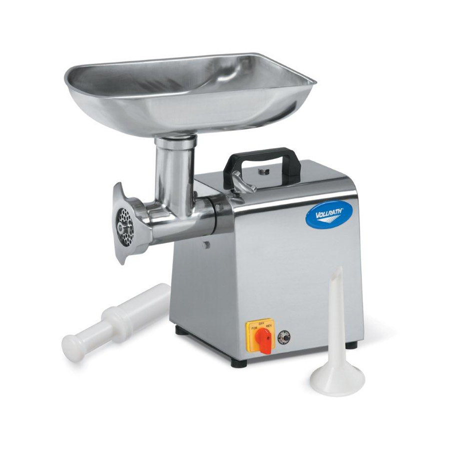 Vollrath 40743 #12 Meat Grinder 1 HP 110V (Anvil MIN0012)