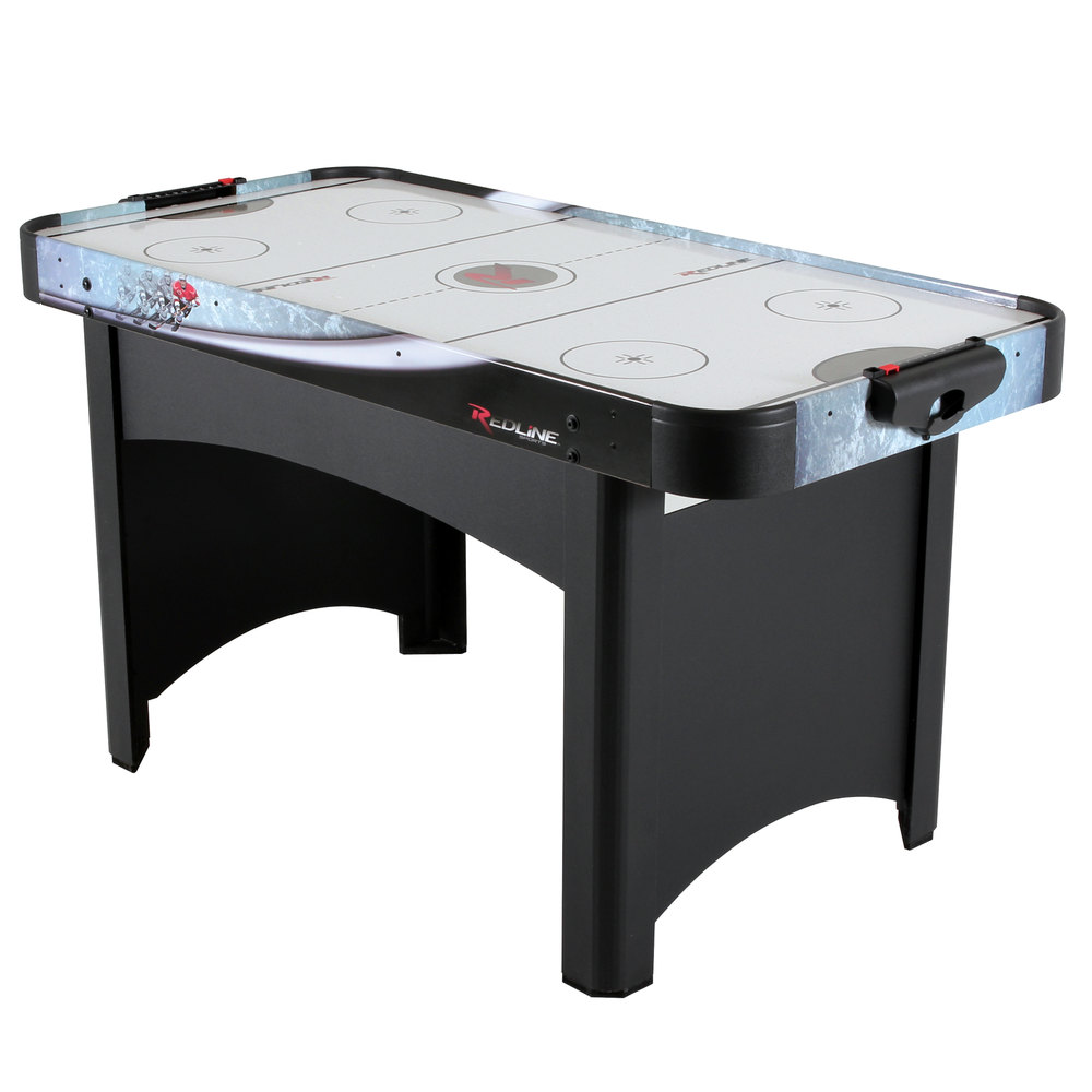 Redline acclaim ii g03234rw 4 1 2 39 air hockey table for Table hockey