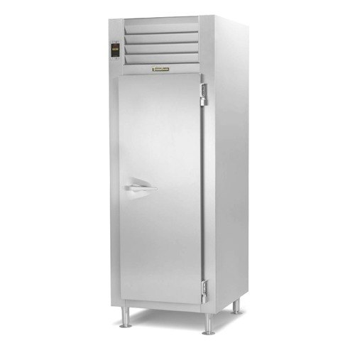 Traulsen RH132N-COR02 21.9 Cu. Ft. Single Section Correctional Reach In Refrigerator - Specification Line