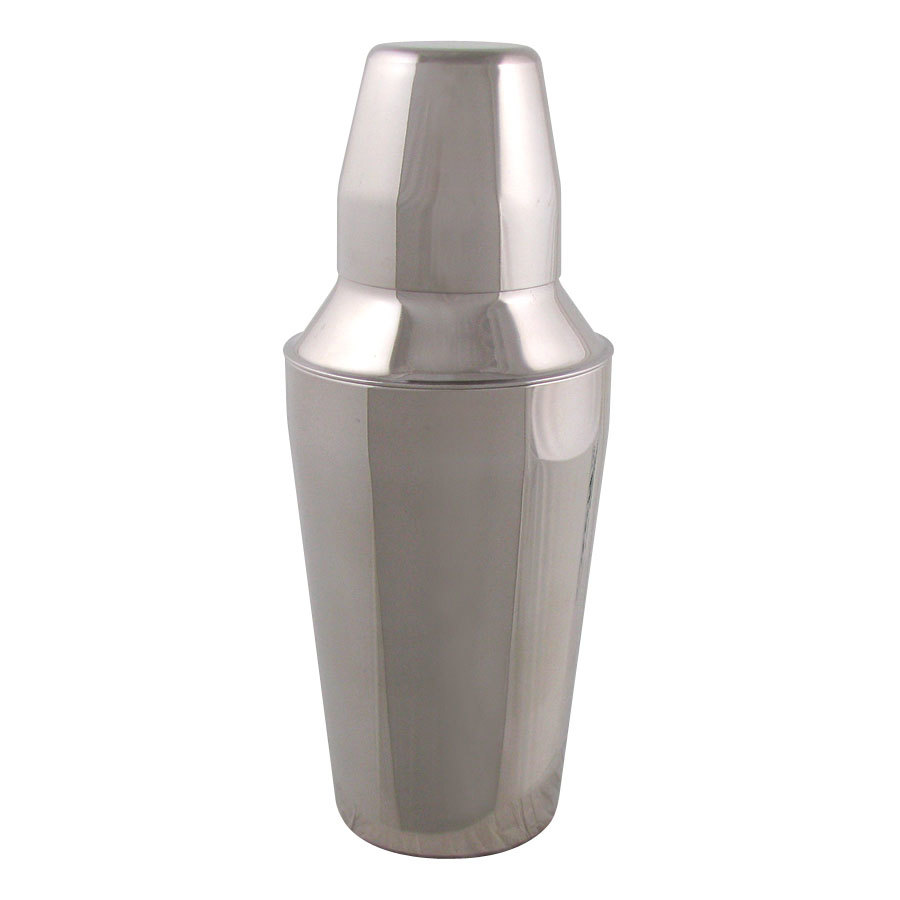 16 oz. Stainless Steel Bar Shaker